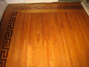 Pet Stain Repair - After